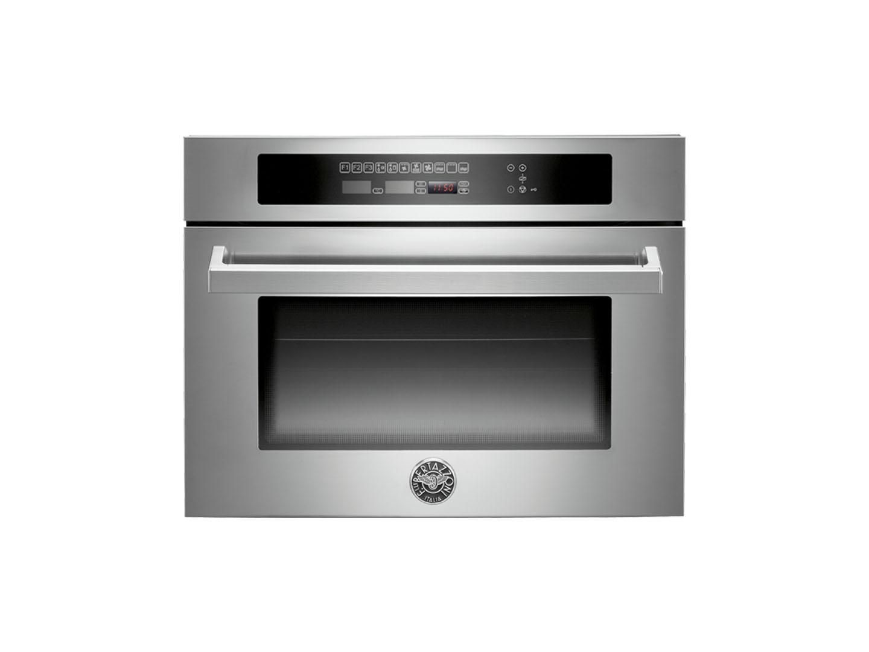 45 Combi Microwave Oven X Bertazzoni Stainless